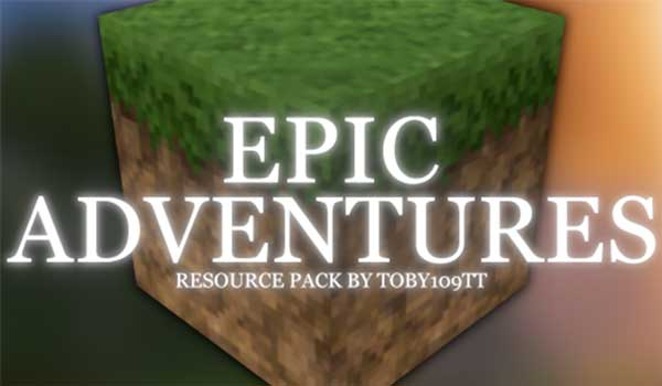 Epic Adventures Texture Pack