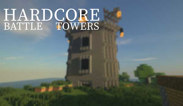 Hardcore Battle Towers 1.16.4
