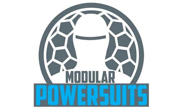 Modular Powersuits 1.16.4