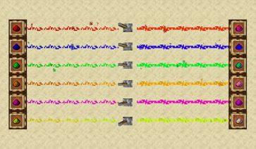 More Wires 1.16.2, 1.16.3, 1.16.4 y 1.16.5