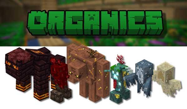 Organics 1.16.4 y 1.16.5