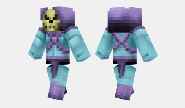 Skeletor Skin