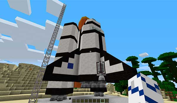 Advanced Rocketry 1.16.5