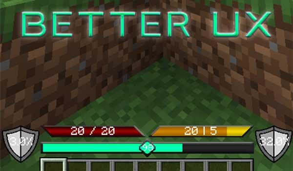 Better UX 1.16.2, 1.16.3, 1.16.4 y 1.16.5