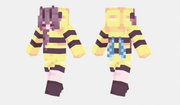 Buzzy Bee Skin