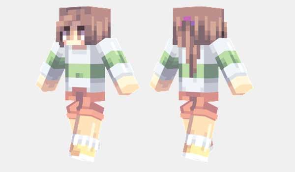 Chihiro Skin