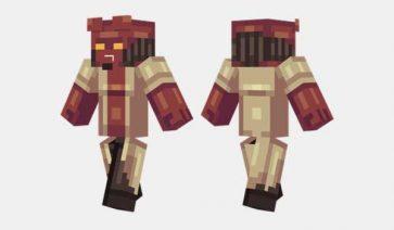 Hellboy Skin