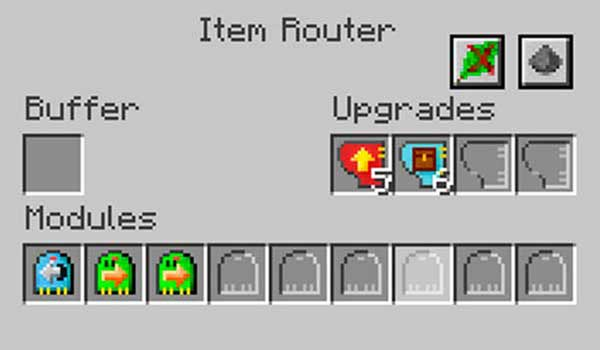 Modular Routers 1.16.1, 1.16.3, 1.16.4 y 1.16.5
