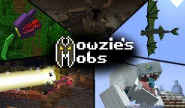 Mowzie's Mobs 1.16.3, 1.16.4 y 1.16.5