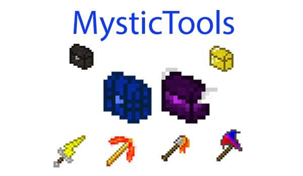 Mystic Tools 1.16.1, 1.16.2, 1.16.3 y 1.16.4