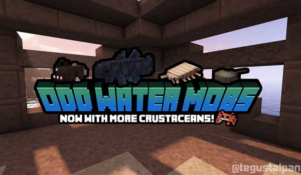 Odd Water Mobs 1.16.4 y 1.16.5