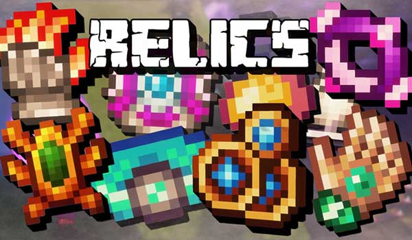 Relics 1.16.4 y 1.16.5