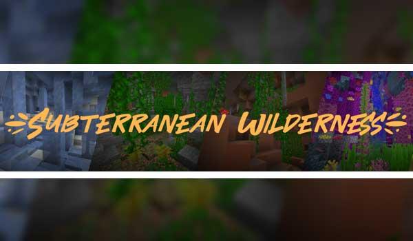 Subterranean Wilderness 1.16.3, 1.16.4 y 1.16.5
