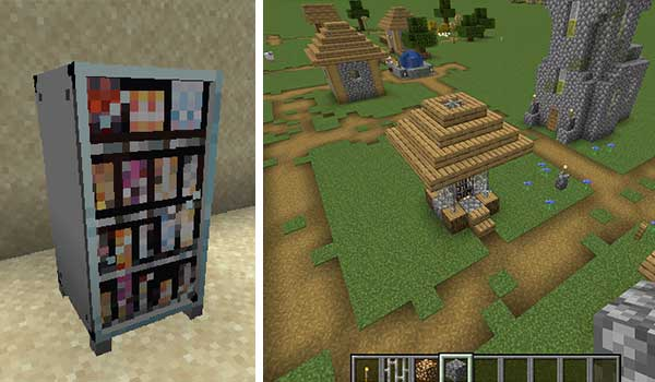 Vending Machine 1.16.1, 1.16.2, 1.16.3, 1.16.4 y 1.16.5