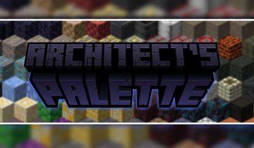 Architect's Palette 1.16.2, 1.16.3, 1.16.4 y 1.16.5