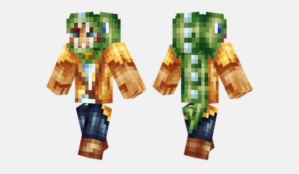 Dragon Slayer Skin