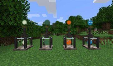Elemental Craft 1.16.3, 1.16.4 y 1.16.5