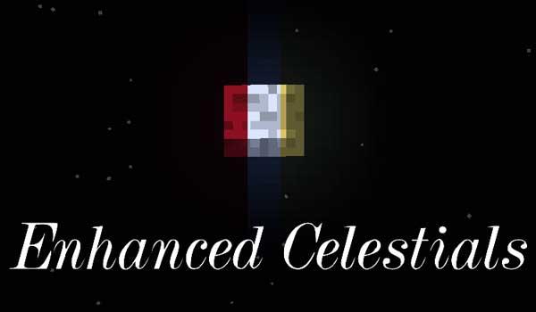 Enhanced Celestials 1.16.4 y 1.16.5