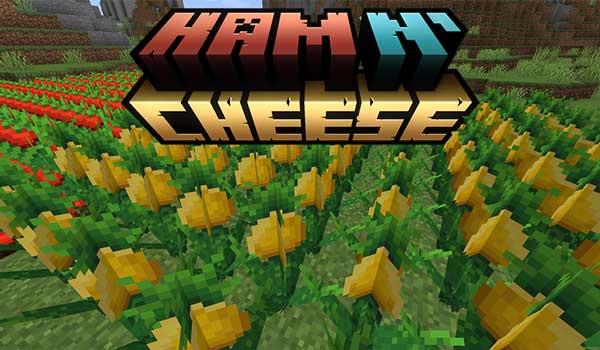 Jamón N 'Cheese Mod 1.16.5
