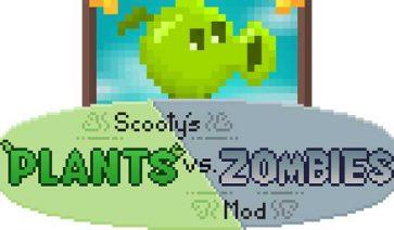 Scooty's Plants Vs. Zombies 1.16.5