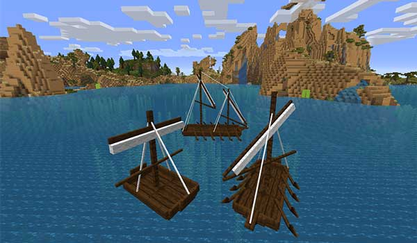Small Ships 1.16.3, 1.16.4 y 1.16.5