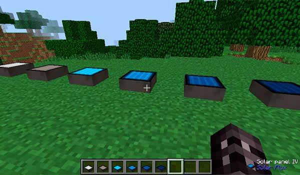 Solar Flux 1.16.2, 1.16.3, 1.16.4 y 1.16.5