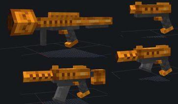 Spooky Arms Mod 1.16.3, 1.16.4 y 1.16.5