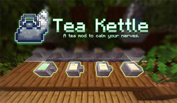 Tea Kettle 1.16.3, 1.16.4 y 1.16.5