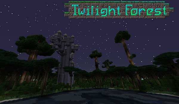 The Twilight Forest 1.16.5