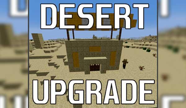 Desert Upgrade 1.16.5