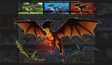 Dragons Survival 1.16.5