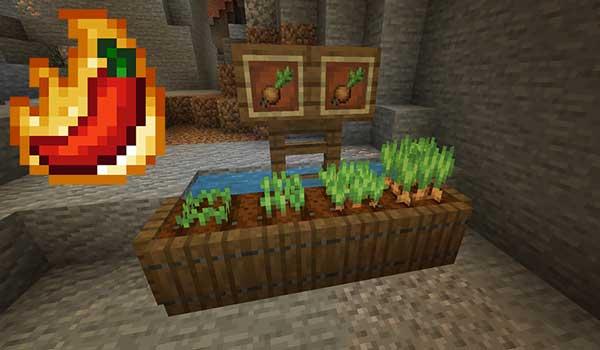 La agricultura de Fluffy 1.16.4 y 1.16.5