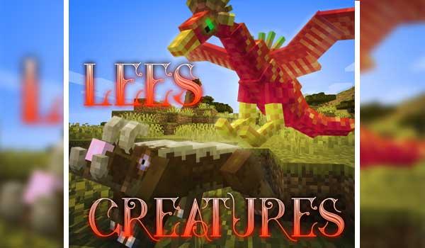 Lee's Creatures 1.16.5