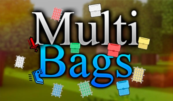 MultiBags Mod 1.16.1, 1.16.2, 1.16.3, 1.16.4 y 1.16.5