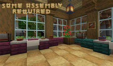 Some Assembly Required 1.16.3, 1.16.4 y 1.16.5
