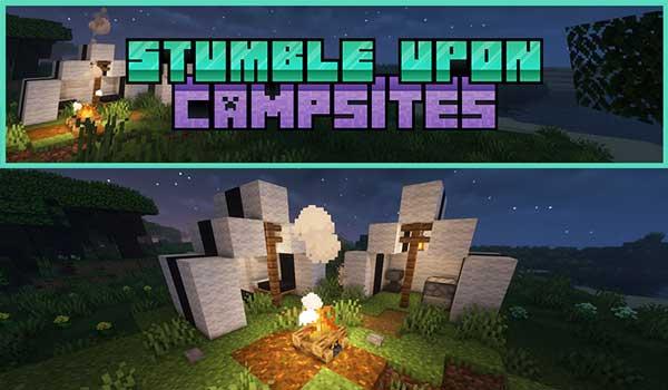 Stumble Upon: Campsites 1.16.5