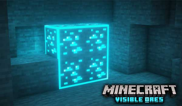 Visible Ores Texture Pack