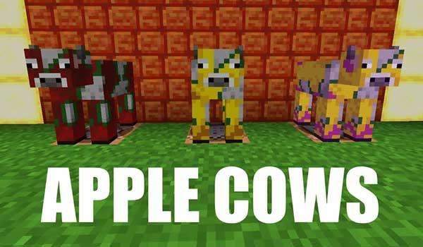 Vacas Apple 1.16.4 y 1.16.5