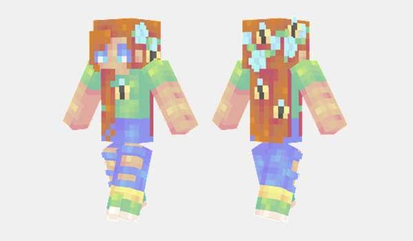 Bee Shirt Skin