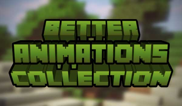 Better Animations Collection 1.16.2, 1.16.3, 1.16.4 y 1.16.5