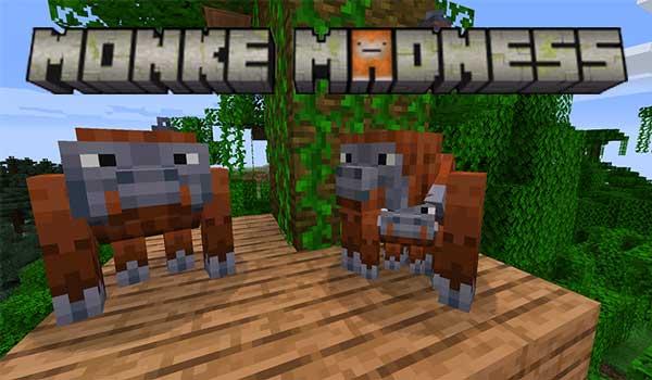 Monke Madness 1.16.5