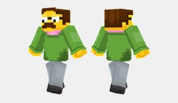 Ned Flanders Skin