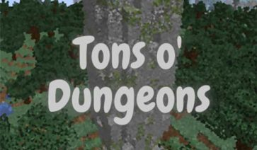 Tons o' Dungeons 1.16.5