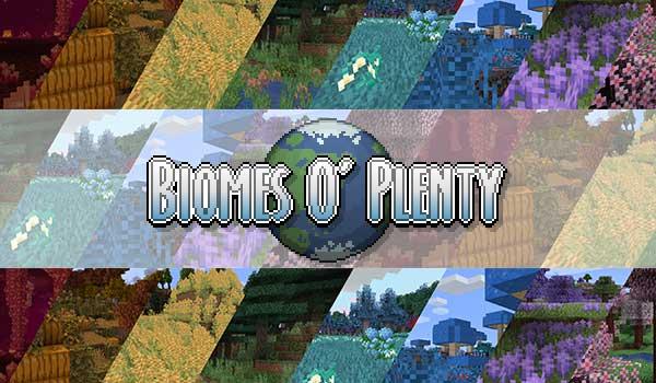 Biomas O 'Plenty 1.17.1