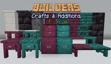 Builders Crafts & Additions 1.17.1