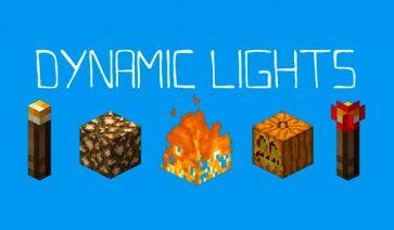 Dynamic Lights 1.16.5