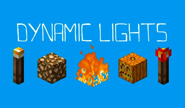 Luces dinámicas 1.16.5