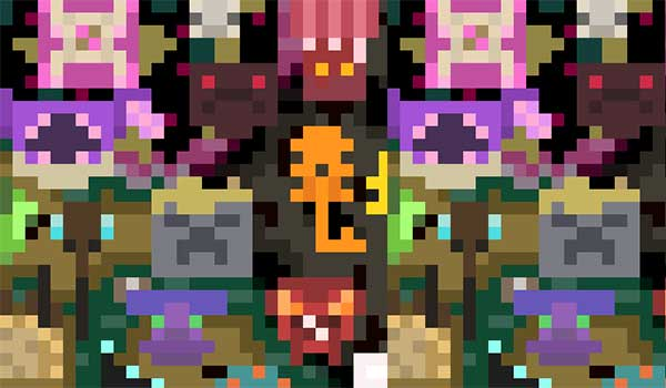 Exotic Critters 1.16.1, 1.16.2, 1.16.3, 1.16.4 y 1.16.5