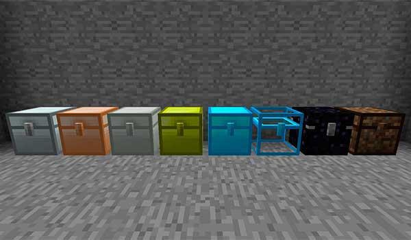 Cofres de hierro 1.17.1