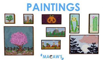 Macaw's Paintings 1.16.4 y 1.16.5